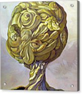 Tree Of Knowledge Acrylic Print