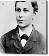 Wilbur Wright (1867-1912) Acrylic Print