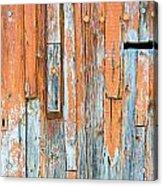 Wood Texture Acrylic Print