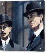 Wright Brothers Acrylic Print