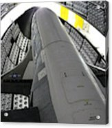 X-37b Orbital Test Vehicle Acrylic Print