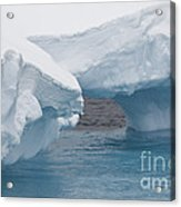 Iceberg, Antarctica Acrylic Print