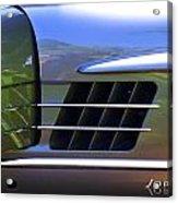 300 Gullwing Mercedes Acrylic Print