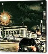 30th Street Station Acrylic Print