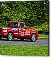 33 Jeep Motorsports Acrylic Print