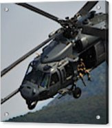 33rd Rescue Squadron, Osan Air Base Acrylic Print