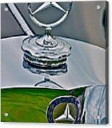 37 Benz Acrylic Print