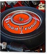 383 Road Runner Acrylic Print