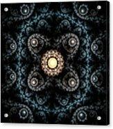 3d Abstract Carpet  Acrylic Print