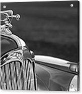 1942 Packard Darrin Convertible Victoria Hood Ornament Acrylic Print
