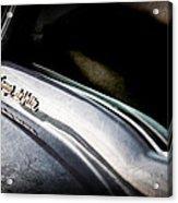 1954 Cadillac Coupe Deville Emblem Acrylic Print