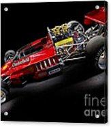 1974 Lola T332  F5000 Race Car V8 5 Litre Acrylic Print
