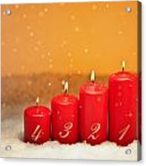 4th Advent  Acrylic Print