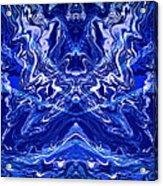 Abstract 44 Acrylic Print