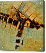 Abstract-5 Acrylic Print
