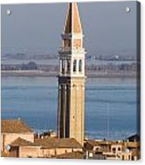 Aerial View Of Venice Acrylic Print