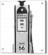 Antique Fuel Pump Acrylic Print