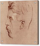 Arnold Bennett (1867-1931) Acrylic Print