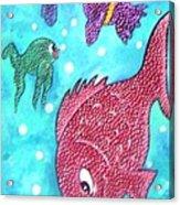 Art Fish Acrylic Print