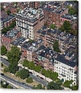 Back Bay District, Boston Acrylic Print