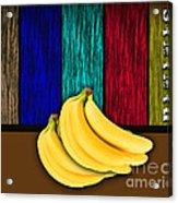 Bananas Acrylic Print