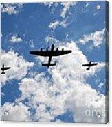 Battle Of Britain Memorial Flight Acrylic Print