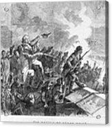 Battle Of Stony Point, 1779 Acrylic Print