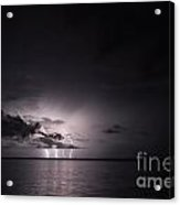 4 Bolts From Above Acrylic Print