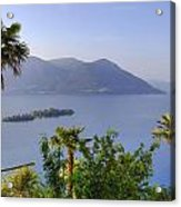Brissago Islands Acrylic Print