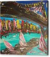 Brooklyn Acrylic Print