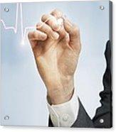 Cardiology, Conceptual Image Acrylic Print