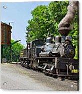Cass Scenic Railroad Acrylic Print
