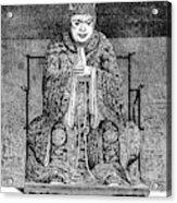 Confucius (c551-479 B Acrylic Print