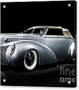 Custom Ford Coupe Acrylic Print