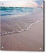 Destin Florida Beach Scenes Acrylic Print