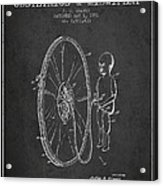 Device For Teaching Obstetrics And Midwifery Patent From 1951 -  Acrylic Print