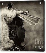 4 - Feathers Acrylic Print