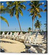 Florida Keys Acrylic Print