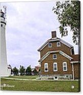 Fort Gratiot Light House Acrylic Print