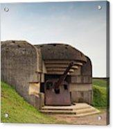 France, Normandy, D-day Beaches Area Acrylic Print