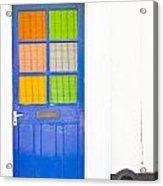 Front Door Acrylic Print