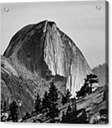 Half Dome Acrylic Print by Cat Connor