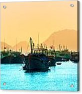 Halong Bay - Vietnam Acrylic Print