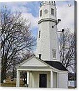 Kimberly Point Lighthouse Acrylic Print