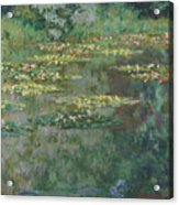 Le Bassin Des Nympheas Acrylic Print