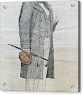 Lew Wallace (1827-1905) Acrylic Print