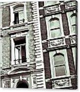 London Architecture Acrylic Print