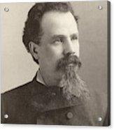Man, 19th Century Acrylic Print