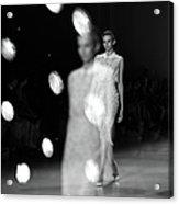 Mercedes-benz Fashion Week Spring 2015 Acrylic Print