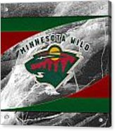 Minnesota Wild Acrylic Print